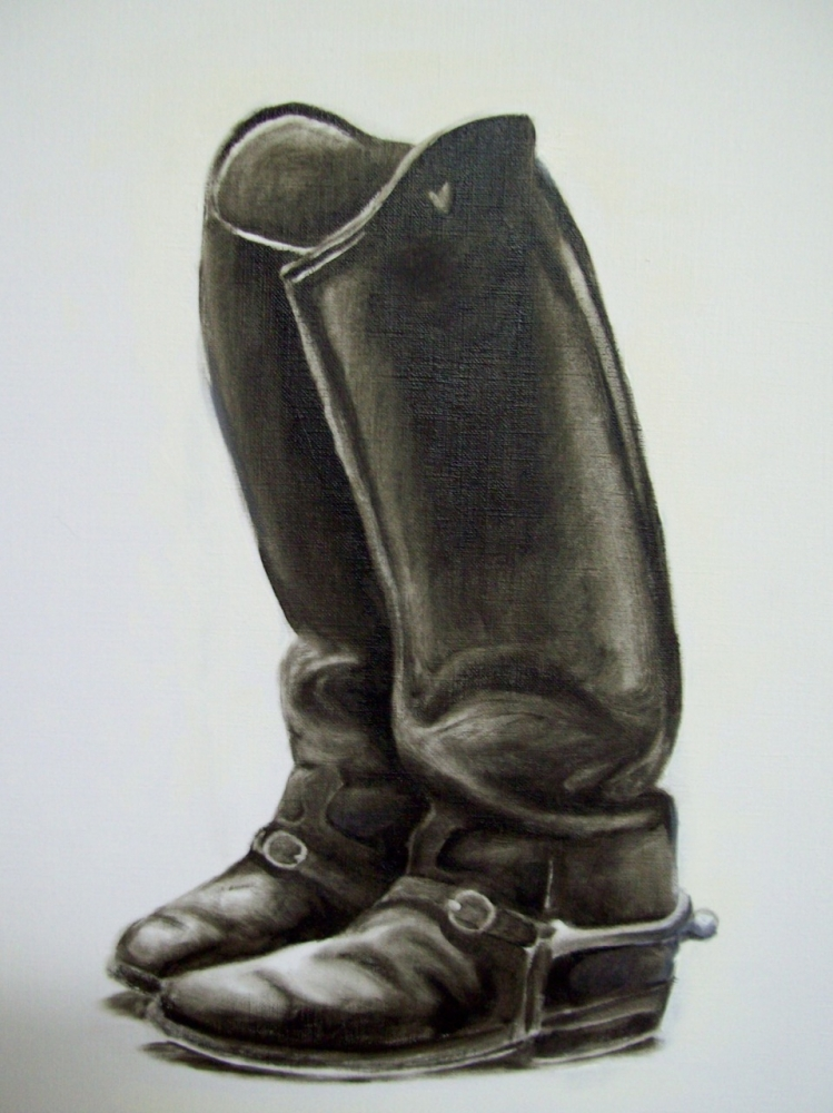 DRESSAGE BOOTS