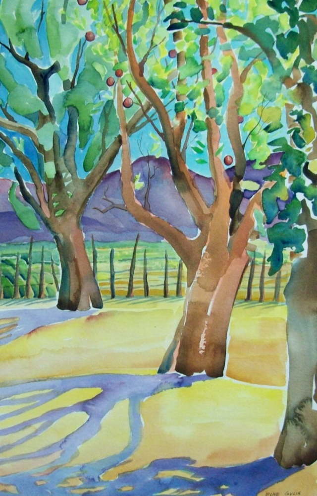 APPLE ORCHARD IN PILAR NM