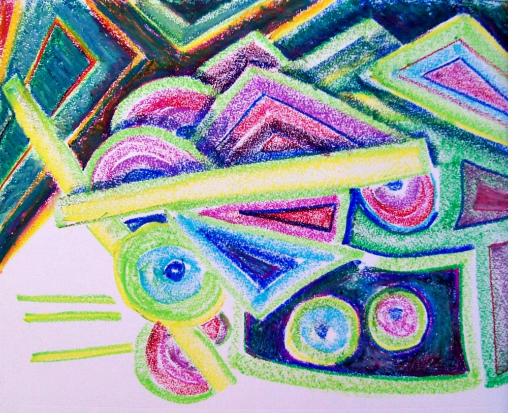 Fileds,Carts,Mountains